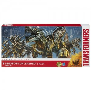Transformers: Age of Extinction Toys'R'Us Canada Exclusive Sets Pre-Orders