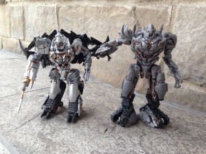 Pictorial Review for Transformers Studio Series Revenge of the Fallen Megatron