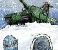 "Transformers News: Transformers Mosaic: ""The Tank."""