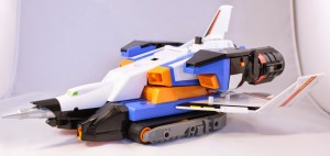 Domestic Listings for Takara Transformers LG-EX Big Powered and Comparison to G1 Figures