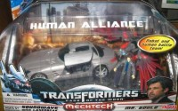 Transformers News: Transformers DOTM Human Alliance Soundwave In-Package
