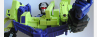 Crazydevy Construction Brigade Power Parts CDMW-08 Forearms Video Review