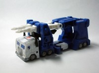 Transformers News: More Toy Images Of Kabaya Transformers Gum Box Figures - Ultra Magnus, Prowl & Skyfire