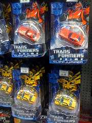 Transformers News: Transformers Prime Deluxe Cliffjumper Released at Canadian Retail