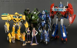 Transformers News: Top 5 Best Transformers Prime Toys
