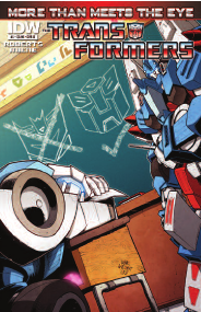 Transformers: More Than Meets The Eye Ongoing #5 Preview