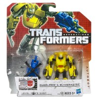 Transformers News: Transformers Generations Legends Class Optimus Prime and Bumblebee at Amazon