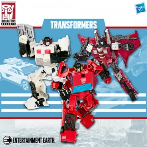 Generations Selects Spinout and Cordon, Studio Series 48 Megatron and more from Entertainment Earth