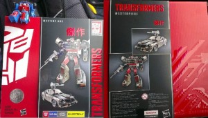 In-Package Images - Hasbro Transformers Masterpiece MP06 Bluestreak