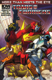 Transformers News: Transformers: More Than Meets The Eye Ongoing #20 Preview