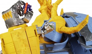 First Haslab Transformers Unicron Video Review