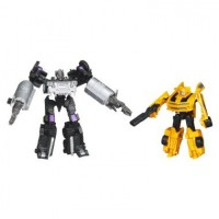 Target Exclusive Cyberverse Two-Packs Available Online