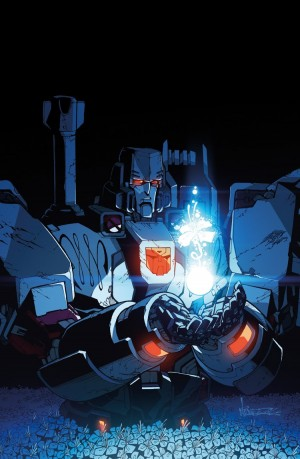 IDW Transformers: More Than Meets the Eye #55 iTunes 3-Page Preview
