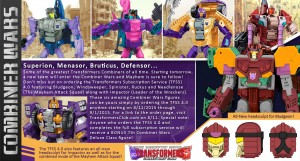 TFCC Subscription Service 4.0 Update - Pre-Orders Start Tuesday August 11