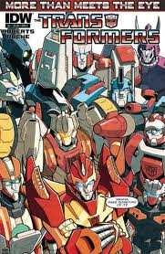Transformers News: Transformers More Than Meets The Eye Issue #1 Review