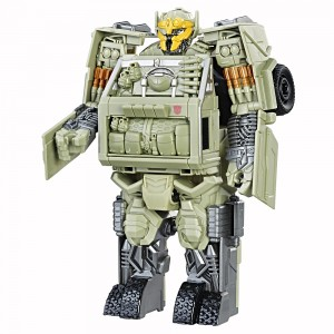 Transformers News: First Official Images of Armor Knight Turbo Changer Hound from Transformers: The Last Knight Toys Discussion Thread