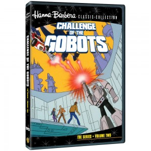 Challenge of the Gobots: The Series DVD Volume Two Released