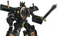 Transformers News: Exclusive New Gallery: Mastermind Creations KM02 Knight Morpher Annihilator!