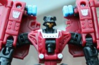 Transformers News: New Images of Power Core Combiners - Smolder with Chopster and Searchlight with Backwind