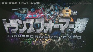 Transformers News: TFExpo 2014 Japan Photogallery