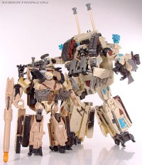 Transformers News: ROTF Smokescreen and Deep Desert Brawl Galleries are Online