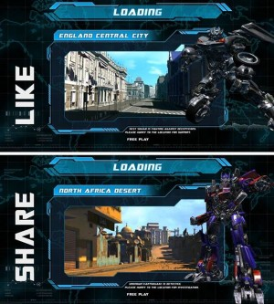 Transformers News: Vote to See Which New Footage of Transformers Human Alliance is Released