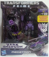 Transformers News: In-Package Images: Transformers Prime Dark Energon Voyagers