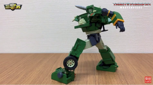 New Takara Video Shows Off an Incredible Transformation for MP-47 Hound