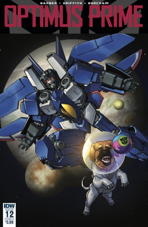 Review of IDW Optimus Prime #12 #Transformers
