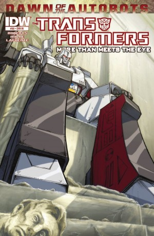 Transformers News: IDW Transformers: More than Meets the Eye #30 Review