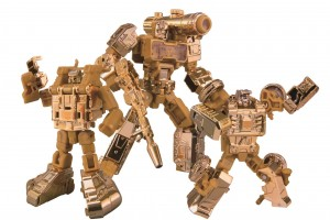 Transformers News: Takara Tomy Golden Lagoon Figures on Display at Tokyo Toy Show