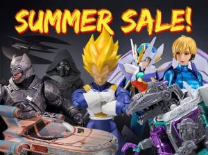 Transformers News: BigBadToyStore.com Sponsor News - Summer Sale