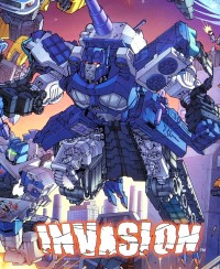 "Transformers News: Twincast / Podcast Episode #45 ""Invasion!"""