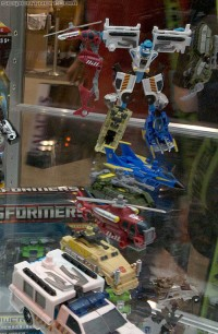 Transformers News: New Toys From San Diego Comic Con 2010
