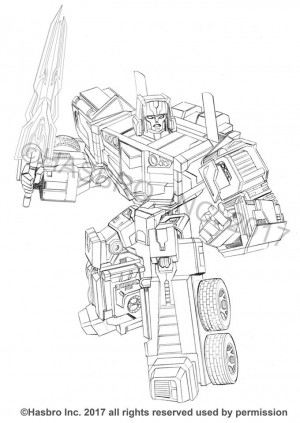 Transformers News: Original Pencil Sketches for Combiner Wars Stunticons Packaging