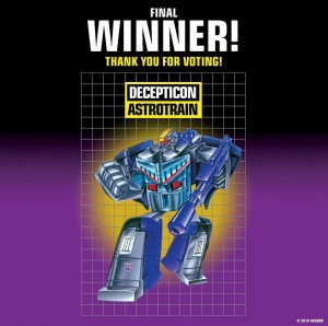 Transformers News: G1 Astrotrain Returning to Walmart Shelves in Spring 2020
