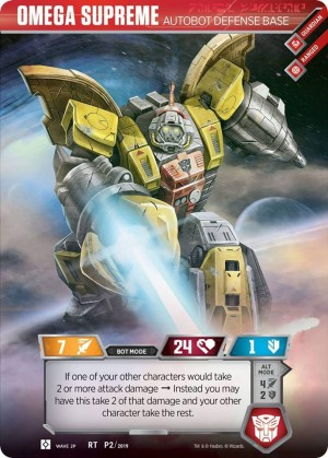 All Cards Revealed For Official Transformers Trading Card Game Wave 2: Rise of the Combiners