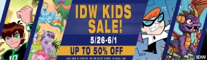 Transformers News: IDW Kids Line Wide 50% Sale on ComiXology.com