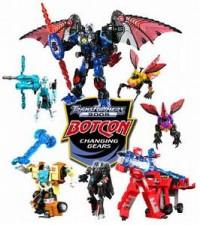 Transformers News: 5 Years Later....Botcon 2005 Box Sets FINALLY Sell Out