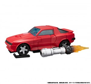 New Images of Transformers Earthrise Cliffjumper, Starscream, Bombshock & Growl