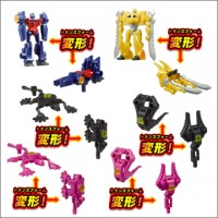 New Color Images of Upcoming Takara Transformers Prime Arms Micron Capsule Figures