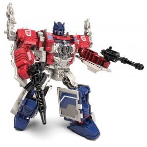 German Video Review of Titans Return Powermaster Optimus Prime