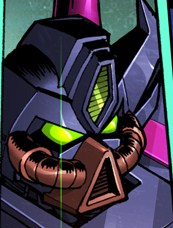Transformers News: BotCon 2010: Timelines #5 Cover Preview
