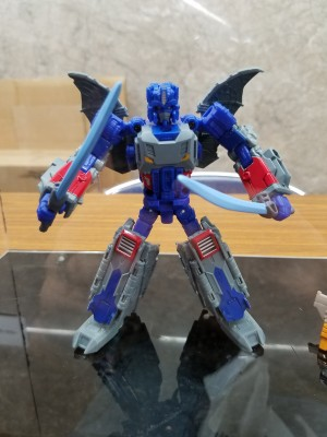 Transformers News: Additional Images of Takara Transformers LG-EX Convobat from Superfest Japan