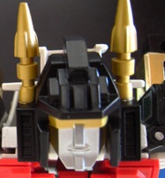CrazyDevy Aviation Brigade Power Parts - Superion Head Set For Release