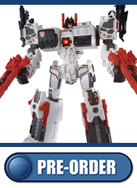 Transformers News: The Chosen Prime Sponsor News