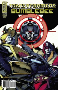 Transformers News: Transformers: Bumblebee #2 Five-Page Preview