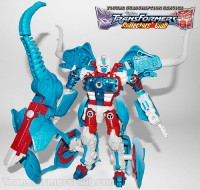 Transformers News: TFSS Ultra Mammoth Images