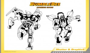 Transformers News: Transformers: Bumblebee Merchandise Bonanza! #jointhebuzz