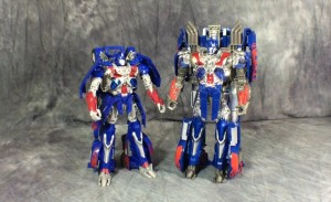 Transformers News: Video Review - Transformers: Age of Extinction Leader Class Optimus Prime
